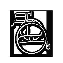 Rollstuhl Stehgeräte