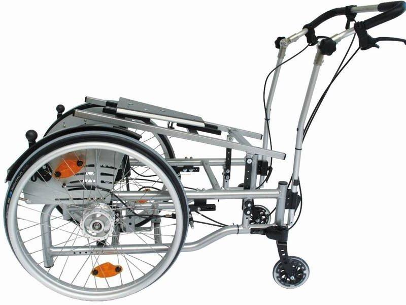 Bilder des Modells Bauchliegewagen