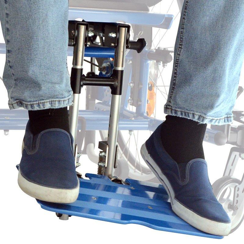 Leg support Dynamic leg support