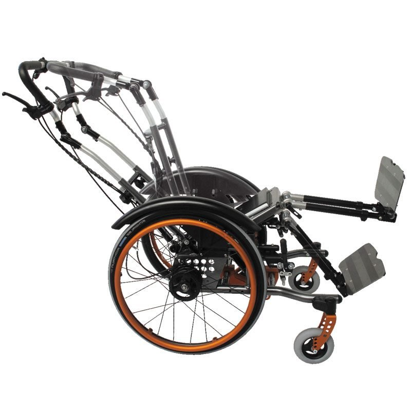 Tiltable wheelchairs LoopSORG