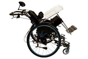 Tilting wheelchair tiltable Mio Move