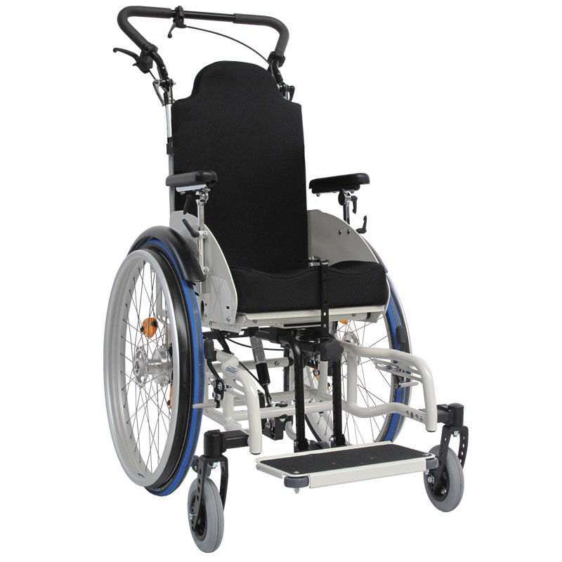 Tiltable wheelchairs Tilty Vario