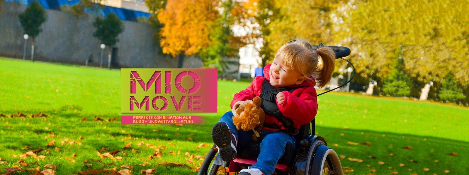 Kinderrollstuhl Mio Move