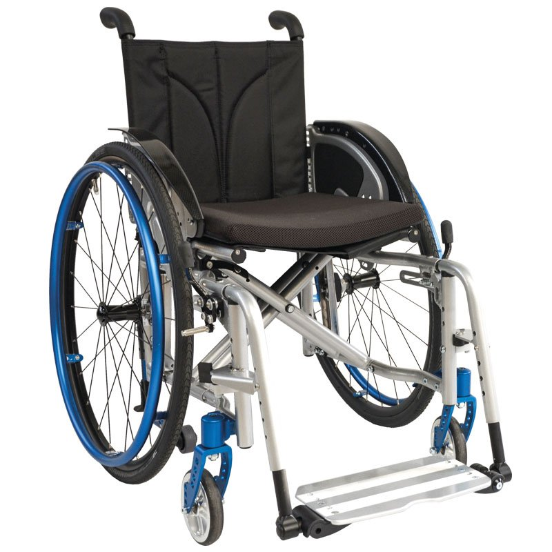Foldable wheelchairs Jump beta DLS