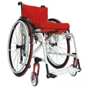 faltbarer Rollstuhl - Jump beta Sport