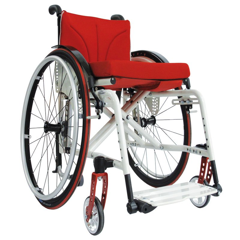 Foldable wheelchairs Jump beta Sport