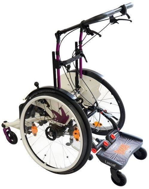 Bilder des Modells Wheelchair with BuggyBoard