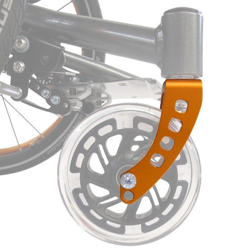 Räder Lenkradgabeln