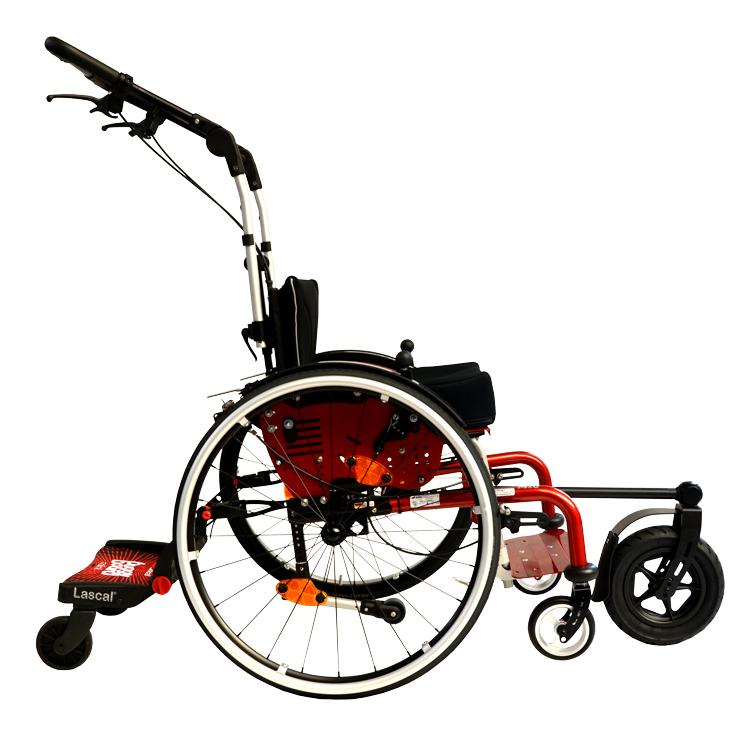 Bilder des Modells Rollstuhl mit Buggyboard