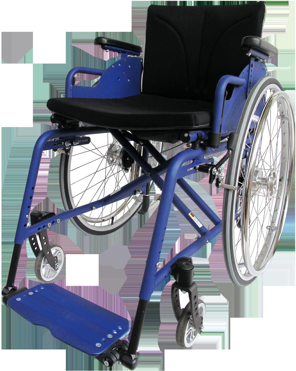 Die unterschiedlichen Rahmenformen von Rollstühlen - SORG