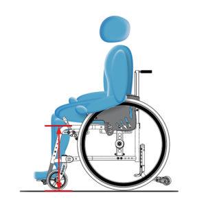Richtig Messen Und Anpassen Eines Rollstuhls Sorg Rollstuhltechnik