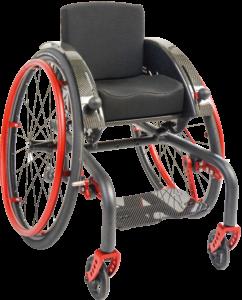 Carbon-Rollstuhl Mio Carbon