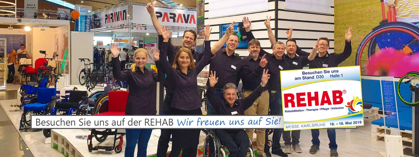 Mit dem Rollstuhl zum Fasching - Karneval im Mio