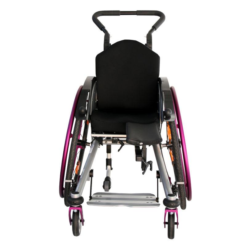 Bilder des Modells Wheelchair with support for leg