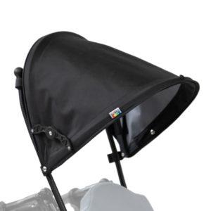 Sonnenschutz für Rollstuhl