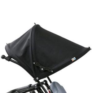 Sonnenschutz Rollstuhl