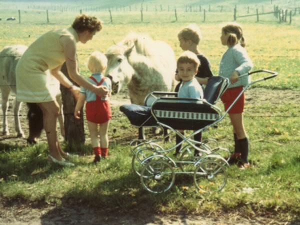 Willy Hagelstein Glasknochen Osteogenesis imperfecta Kinderwagen