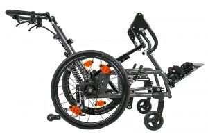 Dynamis TSD dynamisches Sitzschalenuntergestell