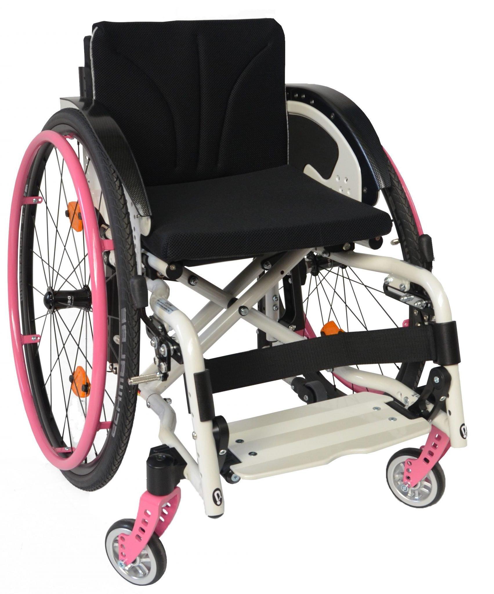 Jump alpha - SORG Rollstuhltechnik